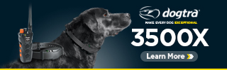 Dogtra 3500X Learn More